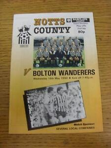 16-05-1990-Play-Off-Semi-Final-Division-3-Notts-County-v-Bolton-Wanderers-It
