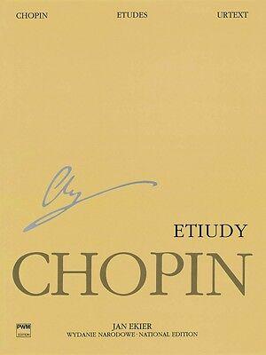 Etudes Sheet Music Chopin National Edition 2A Vol. II PWM Book NEW 000132247