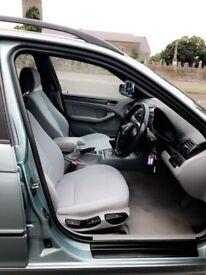 BMW E46 318i es touring