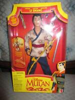 Disney Li Shang from Mulan