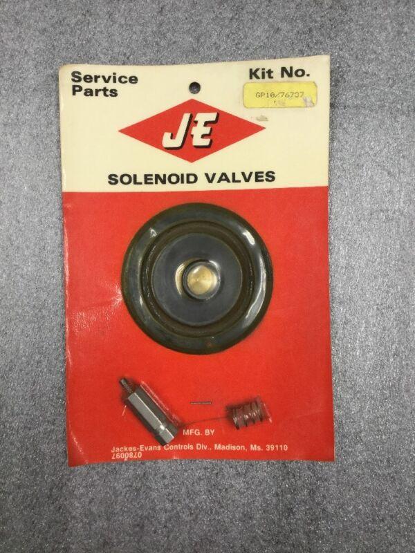 Parker Hannifin JE Solenoid Valve Kit GP10-76737. NEW
