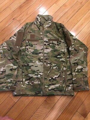 US Military Style Multicam LWOL Jacket X-Large/Regular (XLR)