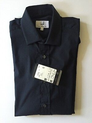 Dunhill London Navy Blue Tailor Fit Brand New with Tags