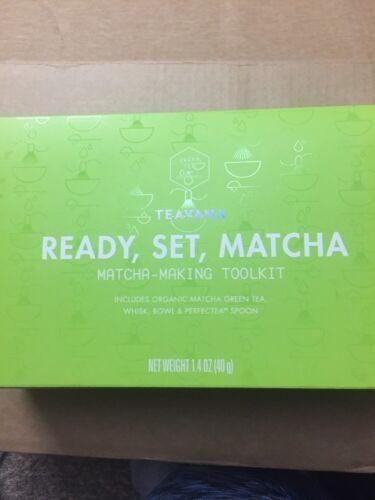 TEAVANA Matcha Starter Kit   - LIMITED EDITION