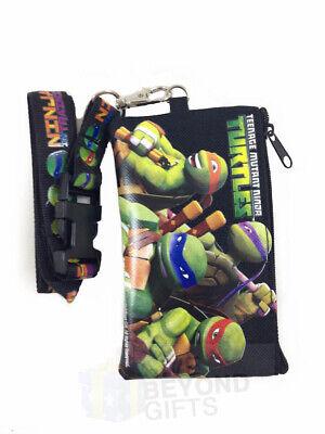 Teenage Mutant Ninja Turtle BK Lanyard ID Ticket - Teenage Mutant Ninja Turtle Mädchen