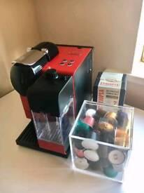 Nespresso LATTISSIMA+ EN 521.R coffee machine