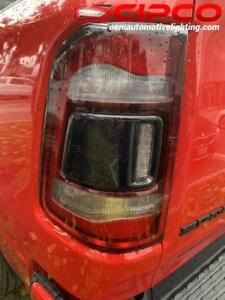 2019 2020 Dodge Ram 1500 Tail Light, Tail Lamp   LED Type High Quality Used - Left Driver Side / With Red Trim Around RA