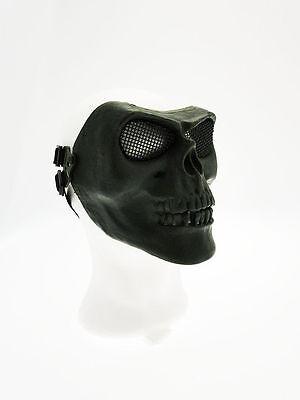 Maschera Tactical Skull Death Teschio Verde Royal
