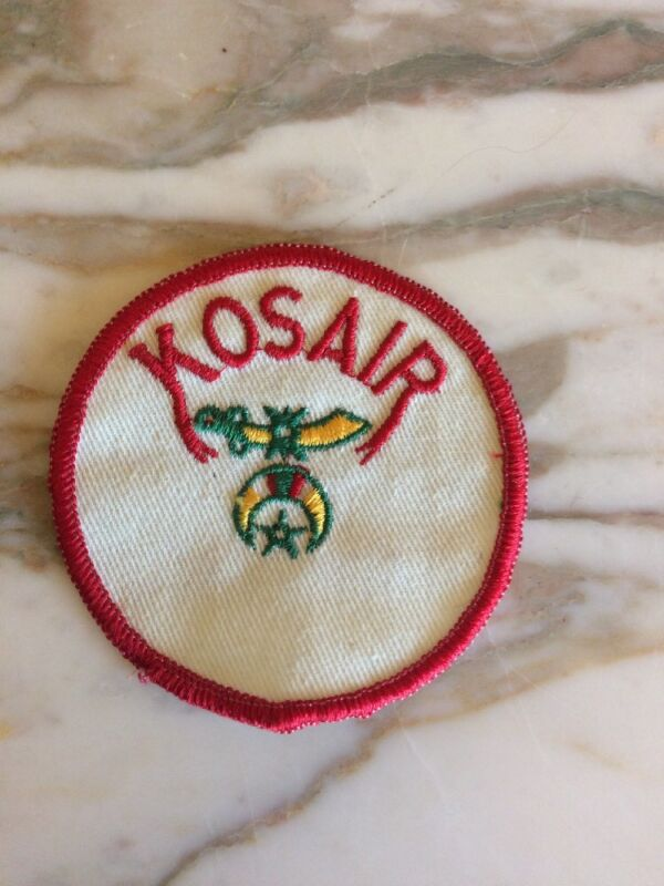 Kosair Scout PATCH NEW 3 INCH Round
