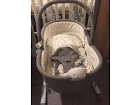 Baby rocker/Moses basket bought from mothercare