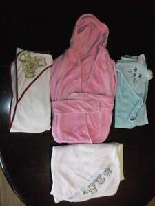 LOT OF BABY TOWELS FOR SALE Gatineau Ottawa / Gatineau Area image 3