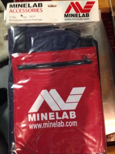 Minelab New Padded Metal Detector Carry Bag For Bigger Size, More Room
