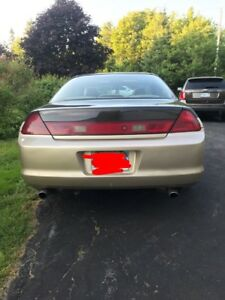 2000 Honda Accord V6 coupe