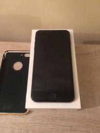 Apple IPhone 7Plus 256GB Black On O2