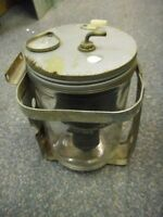 CLEARANCE Vintage Windshield Washer Tank $20.00