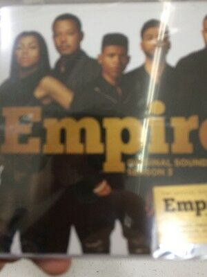 Empire Season 3 Soundtrack Mariah Carey Cd