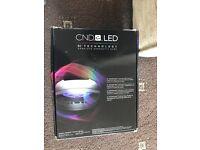 CND Shellac kit & lamp