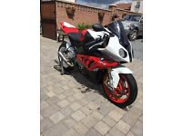 2012 BMW 1000rr immaculate