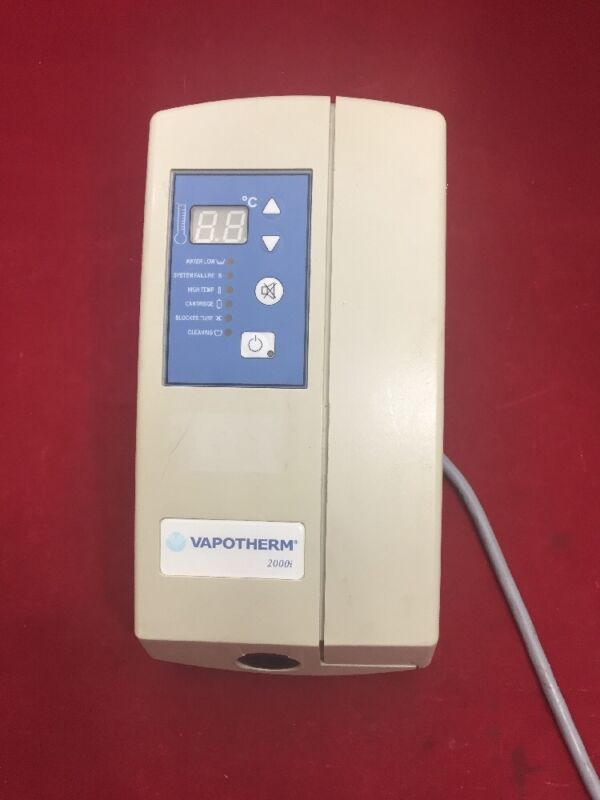 VAPOTHERM 2000i Respiratory Hydration Vapor Therapy See Listing