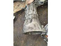 Bmw 3/5 Series 2007 2.5 Diesel 37k Speed Manual Gearbox JGA 1067010013 Breaking