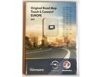 OPEL TOUCH & CONNECT microSD card Europe2017
