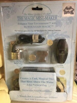"Fountain Magic ""The Magic Mist Maker"" Fogger / Diffuser For Tabletop Fountains"