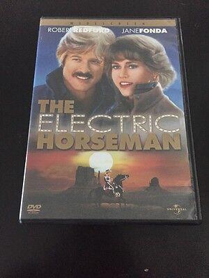 THE ELECTRIC HORSEMAN DVD ROBERT REDFORD  JANE FONDA