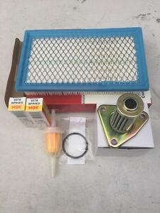 Ezgo Marathon Golf Cart Tune Up Kit 4 Cycle 1991 To 1994 With Oil Filter