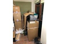 Moving Boxes for free