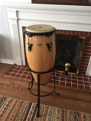 - CP Cosmic Percussion Conga Latin Percussion Drum Vintage (Wooden)