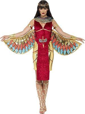Ägyptische Göttin Kostüm, EU 40-42, Tomb of Doom Kostüm #DE