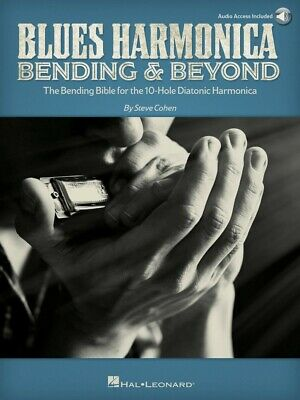 Blues Harmonica Bending & Beyond The Bending Bible for 10-Hole 000253727