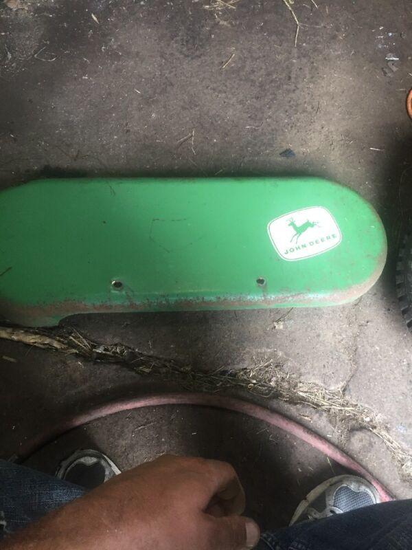 John Deere 24T Baler Pick Up Shield