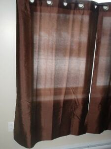 Chocolate Brown Curtains