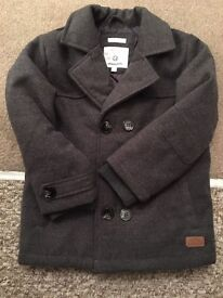 Boys John Rocha coat. New without tags. Age 5-6