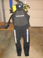 wet suits, very little used, excellent shape