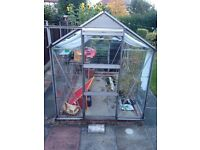 Greenhouse £70 SOLD