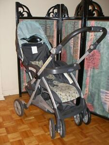 Poussette seulement - Graco Alano - stroller only West Island Greater Montréal image 3