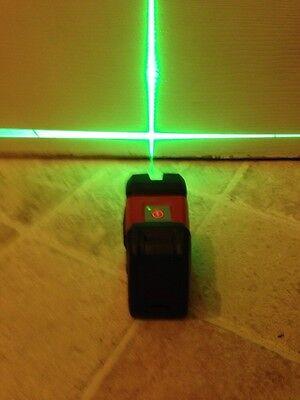 Hilti pm2-lg green cross line laser