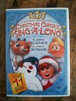 Christmas Classics SING-A-ALONG DVD