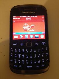 BlackBerry Curve 9320 - Black (Unlocked)