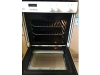 Oven like new - deep cleaning