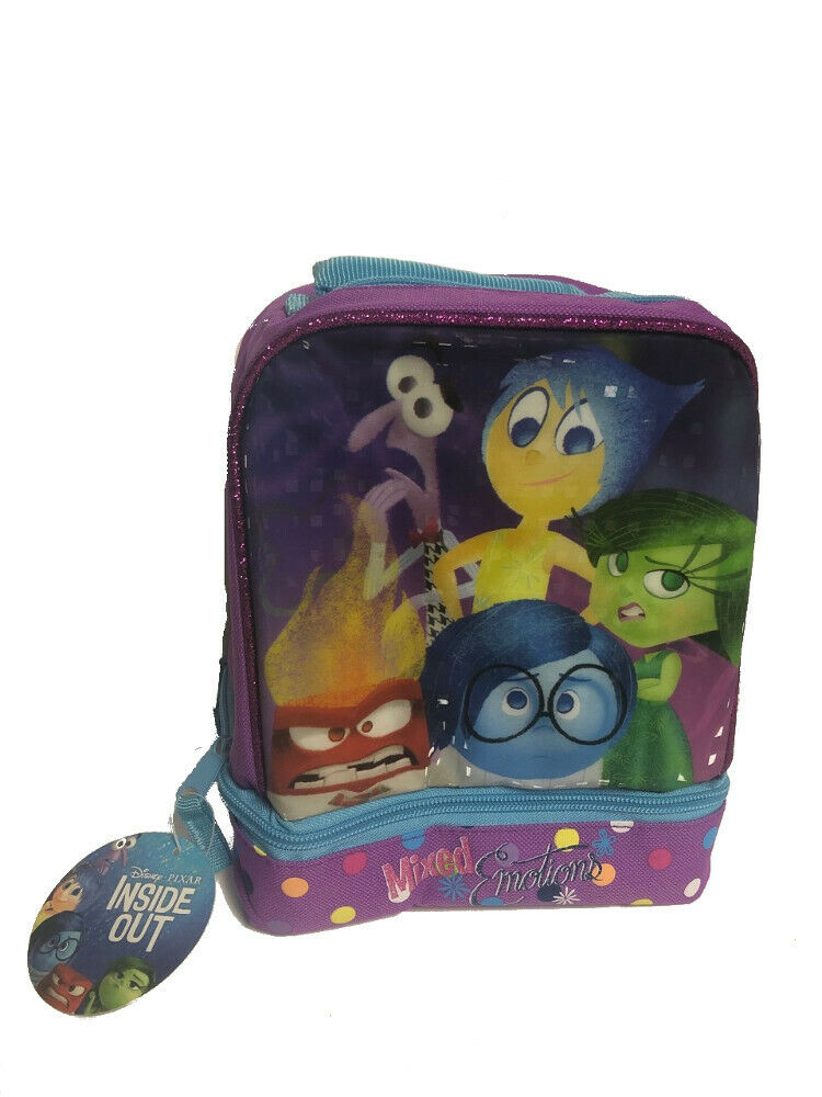 Disney Inside Out 'Mixed Emotions' 2 Compartment Lunch Box