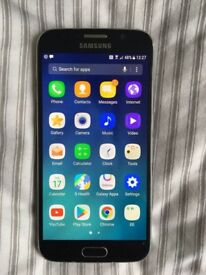 Samsung galaxy s6 32GB Unlocked very good condition