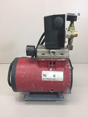 Thomas Power Air Compressor Vacuum Pump 607ccd22 230v