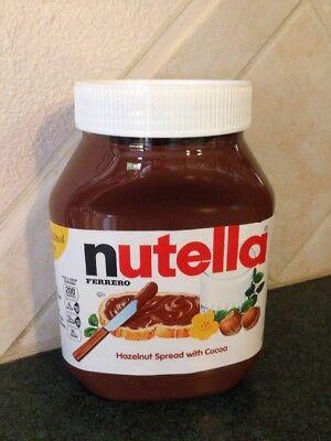 Nutella Chocolate Hazelnut Spread 35.3oz 1kg Free Priority Shipping