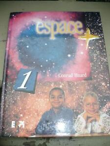 ESPACE + 1 ( LIVRE )