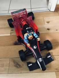 Action man formula racing car