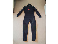 Pinnacle Cruiser 5mm wetsuit (mens size Large) for scuba diving - brand new!
