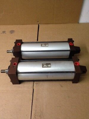 Hurco Mill Tool Changer Cylinder 501-0965-008 4.00 Bore 11.00 Stroke Bmc-50